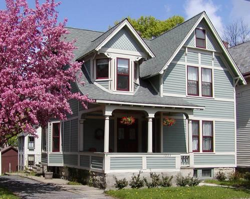 Lưu ý khi chọn màu sơn bên ngoài nhà (P2)   2