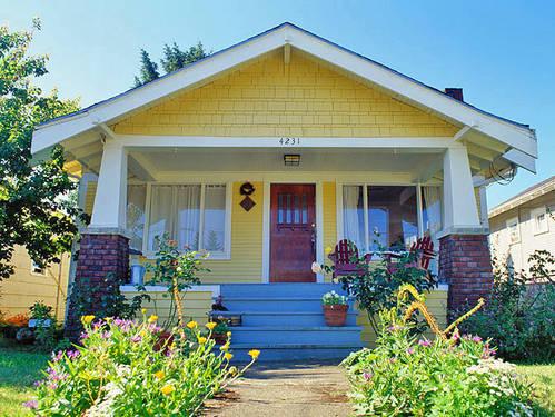 Lưu ý khi chọn màu sơn bên ngoài nhà (P2)   1