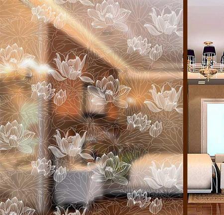 Làm đẹp nhà với kính nghệ thuật | 5