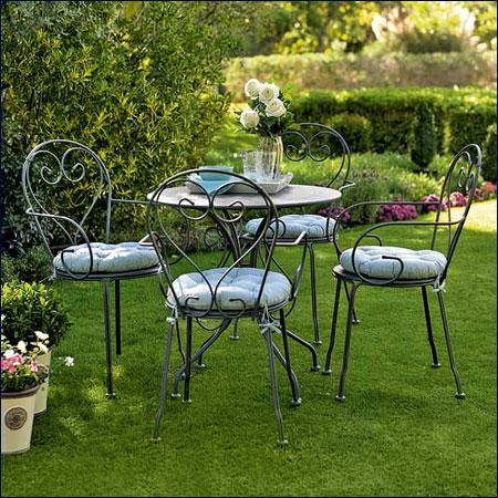 Sân vườn đẹp hơn với đồ ngoại thất phù hợp | ảnh 3