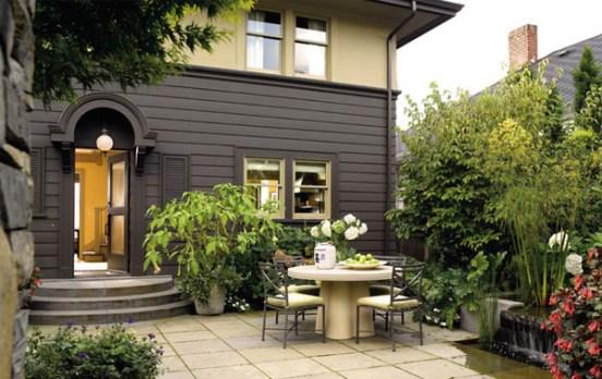 Góc vườn nhỏ xinh điểm tô cho ngôi nhà | ảnh 5