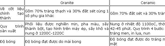 Những ưu điểm và cách sử dụng gạch Granit | ảnh 1