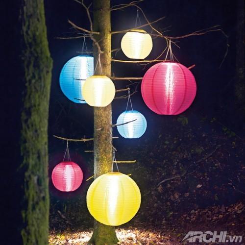 Ánh sáng cho vườn nhà đẹp lung linh | ảnh 3