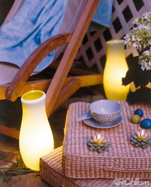 Ánh sáng cho vườn nhà đẹp lung linh | ảnh 5