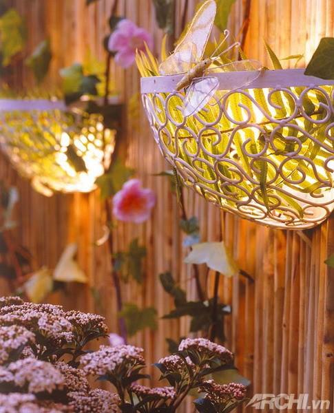 Ánh sáng cho vườn nhà đẹp lung linh | ảnh 6