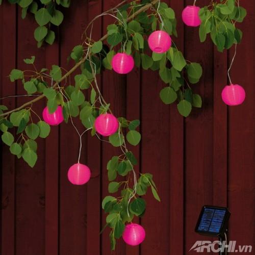 Ánh sáng cho vườn nhà đẹp lung linh | ảnh 8