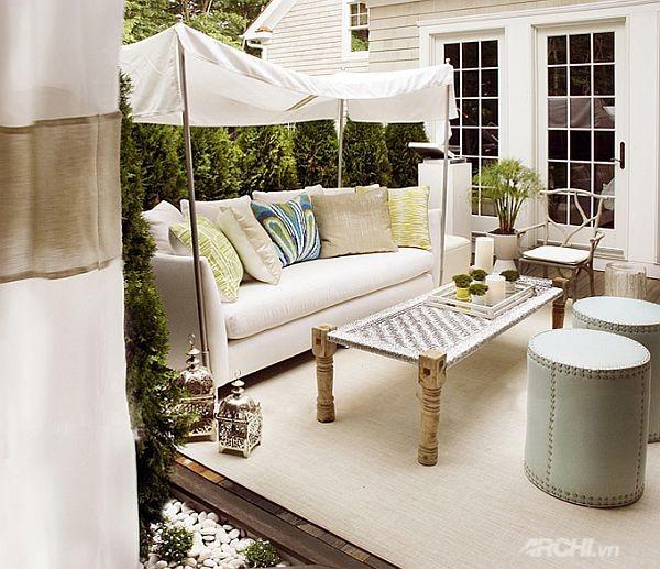 Phủ xanh cho patio | ảnh 6