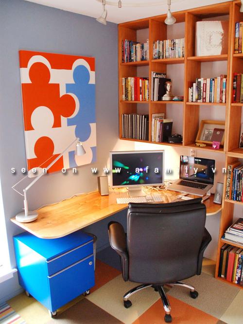 Sử dụng giá đựng tận dụng các khoảng trống trong nhà | ảnh 6