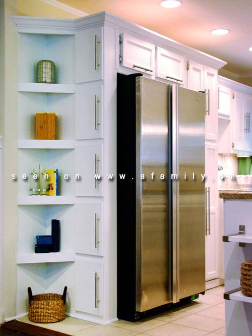 Sử dụng giá đựng tận dụng các khoảng trống trong nhà | ảnh 7