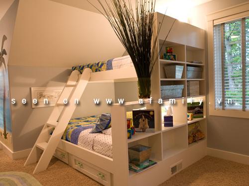 Sử dụng giá đựng tận dụng các khoảng trống trong nhà | ảnh 10