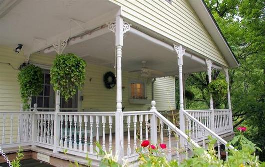 Ngôi nhà vườn và phong cách sống hiện đại | ảnh 2