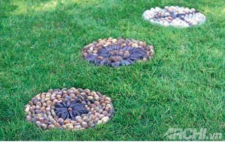 Tạo lối đi trong vườn theo phong cách mosaic | ảnh 7