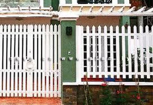 Hàng rào đẹp cho nhà ống | ảnh 2
