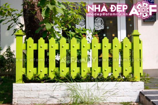 Những kiểu hàng rào kim loại làm duyên cho ngôi nhà | ảnh 14