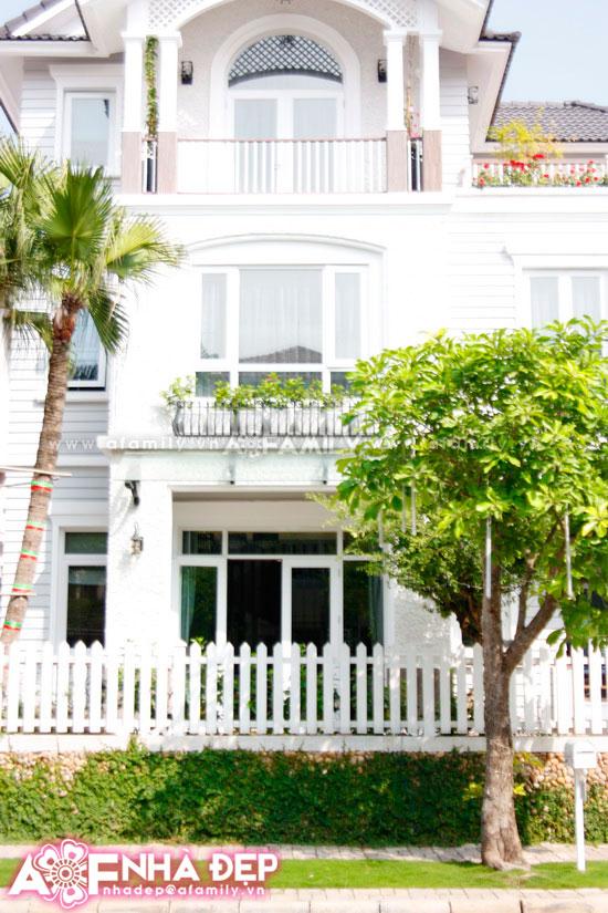 Những kiểu hàng rào kim loại làm duyên cho ngôi nhà | ảnh 15