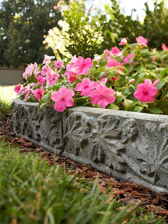 Trang trí vườn đẹp bằng những vật làm từ bê tông | ảnh 13