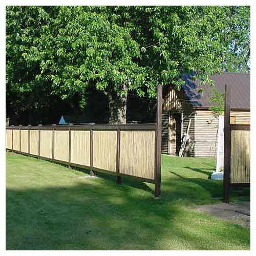 Giản dị và thanh bình với hàng rào tre | ảnh 7