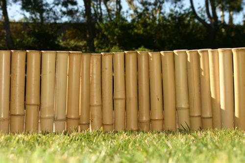 Giản dị và thanh bình với hàng rào tre | ảnh 10