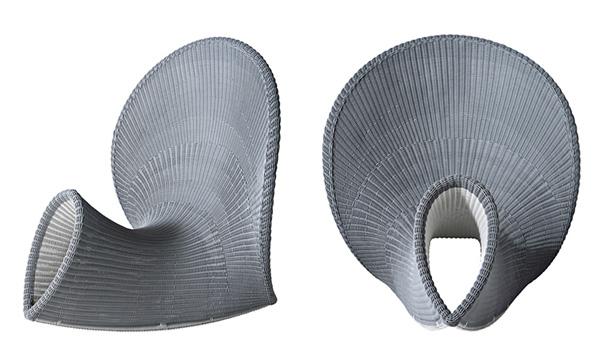 Những chiếc ghế lạ mắt cho không gian ngoài trời | ảnh 6