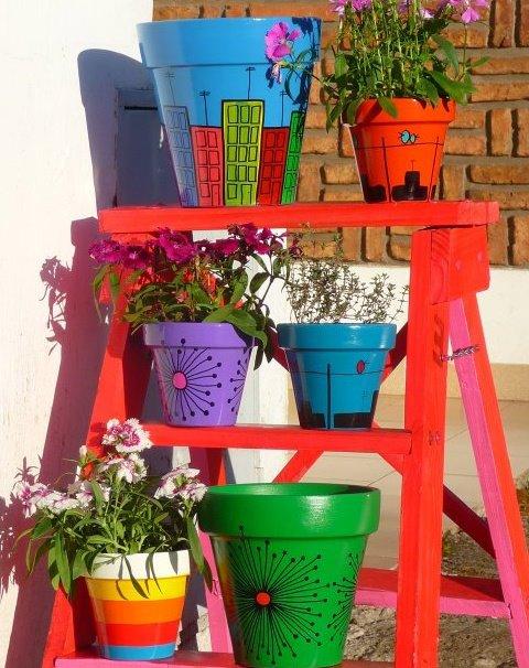 Những màu sắc rực rỡ cho khu vườn | ảnh 2