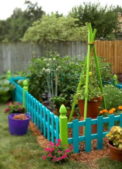 Những màu sắc rực rỡ cho khu vườn | ảnh 8