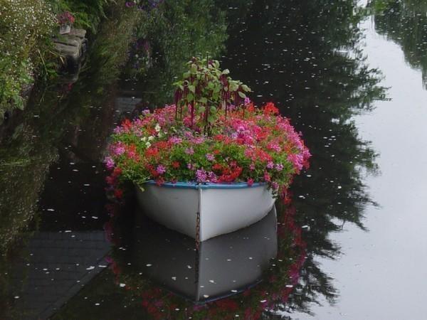 Lãng mạn với thuyền hoa | ảnh 2