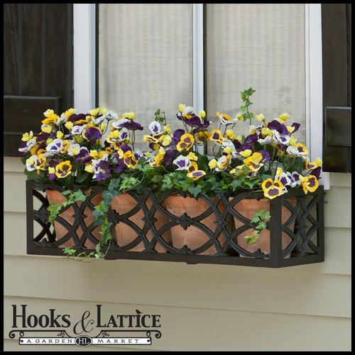 Vườn hoa cực xinh bên cửa sổ | ảnh 15