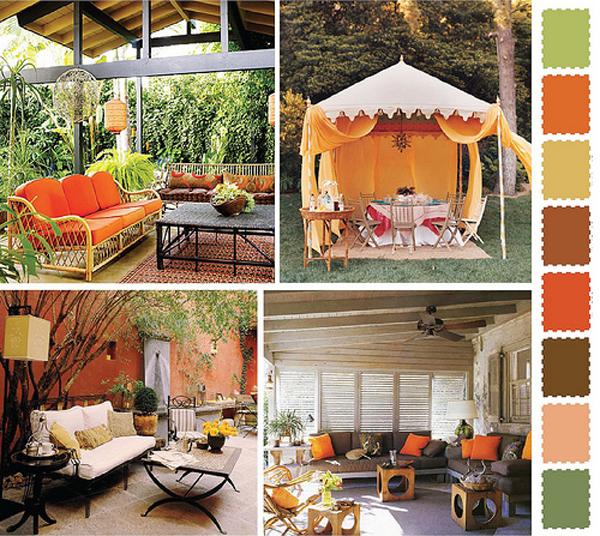 Bảng màu tạo phong cách cho khu vườn nhà bạn | ảnh 4