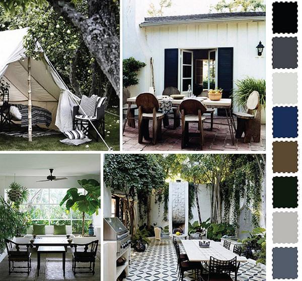 Bảng màu tạo phong cách cho khu vườn nhà bạn | ảnh 5