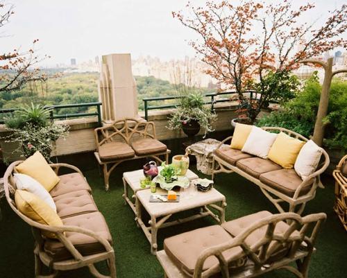 Tạo khu vườn xanh mát trên sân thượng | ảnh 4