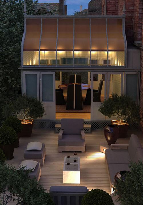 Tạo khu vườn xanh mát trên sân thượng | ảnh 5