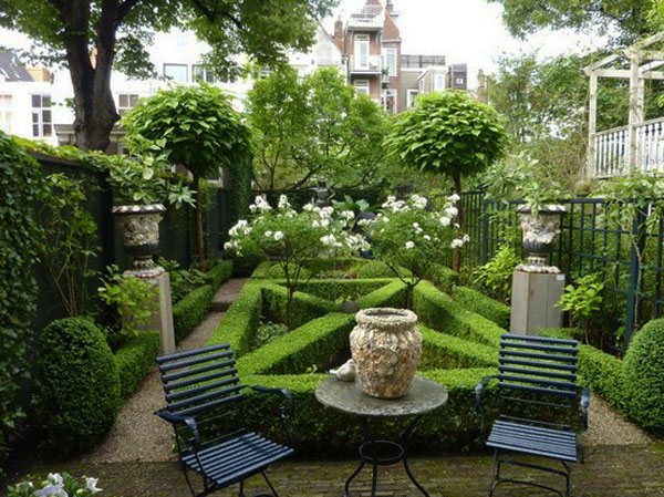 14 mẫu vườn đẹp cho biệt thự và nhà vườn | ảnh 1