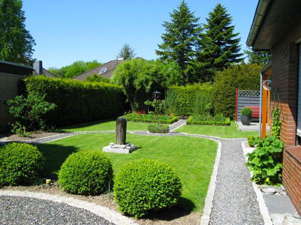 14 mẫu vườn đẹp cho biệt thự và nhà vườn | ảnh 11