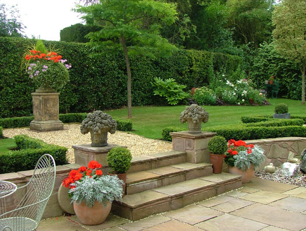 14 mẫu vườn đẹp cho biệt thự và nhà vườn | ảnh 2