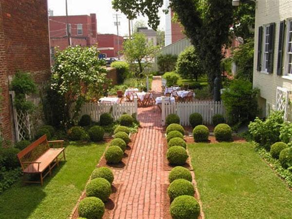 14 mẫu vườn đẹp cho biệt thự và nhà vườn | ảnh 4