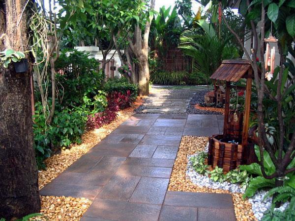 14 mẫu vườn đẹp cho biệt thự và nhà vườn | ảnh 5