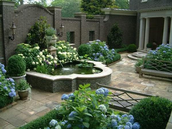 14 mẫu vườn đẹp cho biệt thự và nhà vườn | ảnh 7