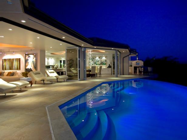Không khí mát lành với bể bơi mùa hè | ảnh 3