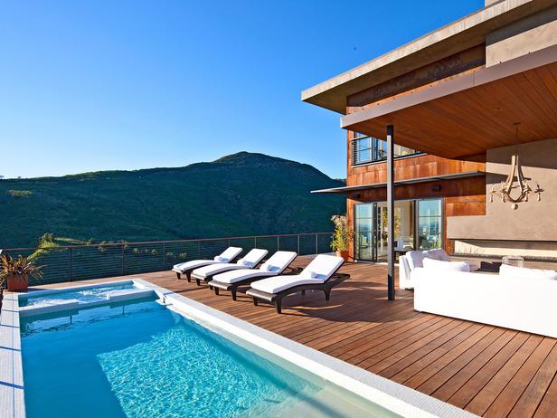 Không khí mát lành với bể bơi mùa hè | ảnh 4