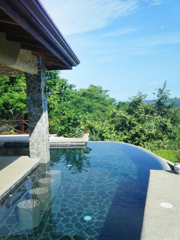 Không khí mát lành với bể bơi mùa hè | ảnh 5