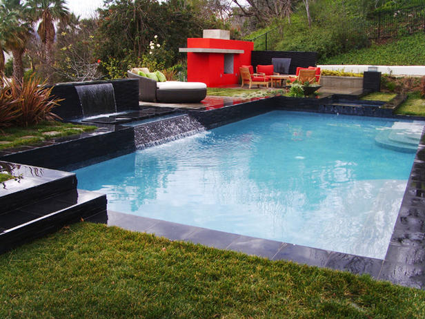 Không khí mát lành với bể bơi mùa hè | ảnh 6