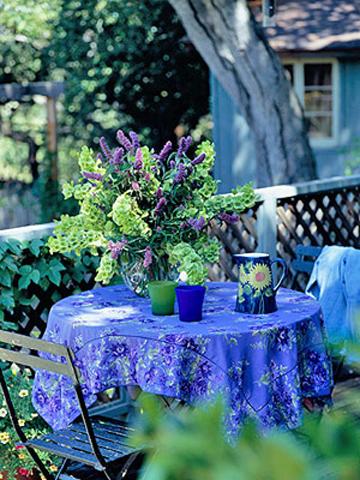 Trang trí góc vườn mùa hè rực rỡ | ảnh 6