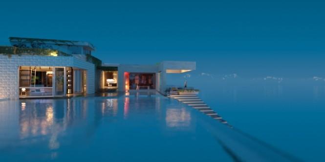 Bài trí căn nhà lãng mạn với nước | ảnh 3