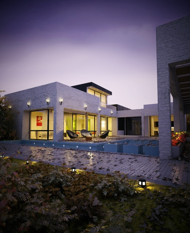 Bài trí căn nhà lãng mạn với nước | ảnh 6