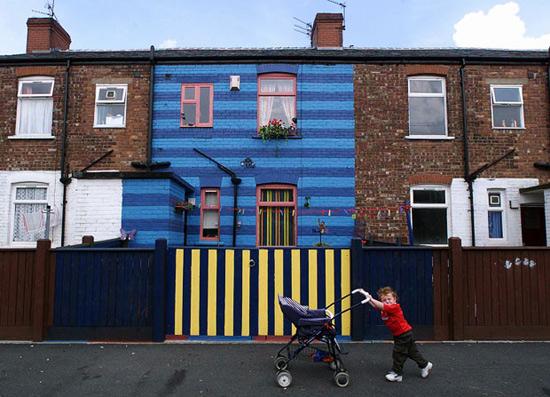 Trang trí bên ngoài những ngôi nhà có một không hai trên thế giới | ảnh 8