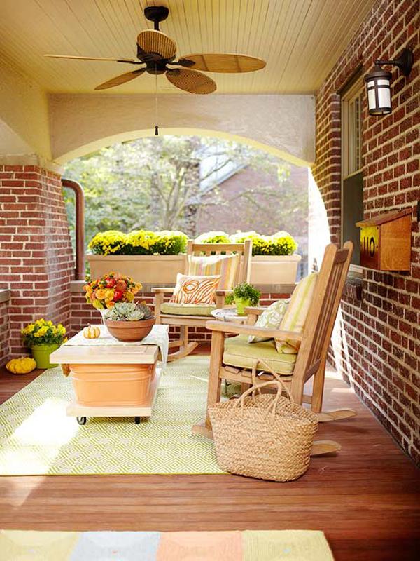 Những mẫu thiết kế hiên nhà đẹp hoàn hảo | ảnh 6