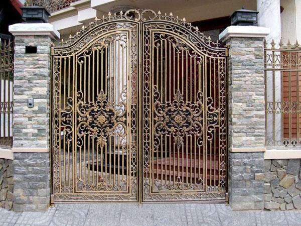 Những mẫu cổng sang cho nhà đẹp | ảnh 5
