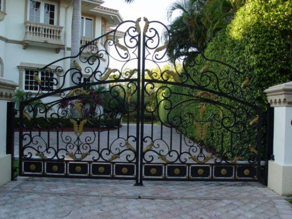 Những mẫu cổng sang cho nhà đẹp | ảnh 6