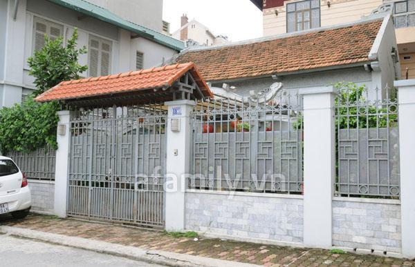 Những mẫu cổng sang cho nhà đẹp | ảnh 7