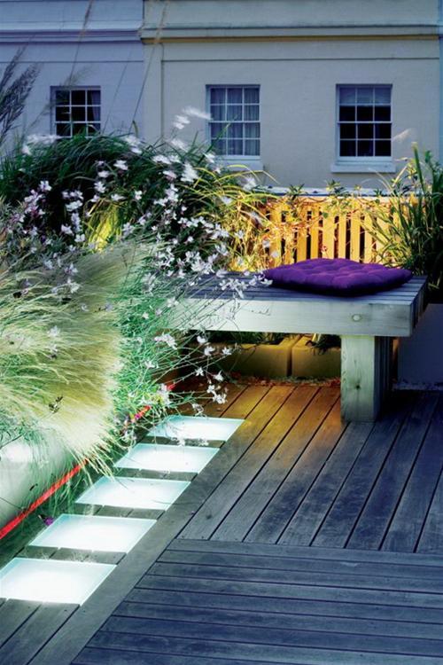 Bài trí khu vườn đẹp cho sân thượng | ảnh 4